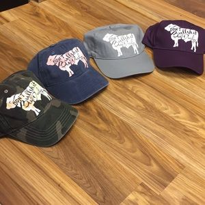 🐂 💩 Ladies Baseball Caps!